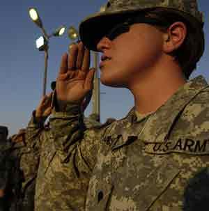 military gay ban
