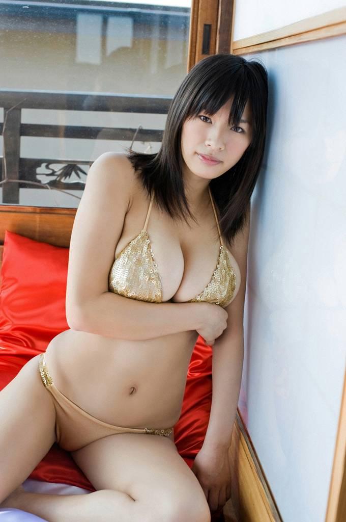 Hana Haruna Japanese Gravure Big Breasts Idol Photos -9488